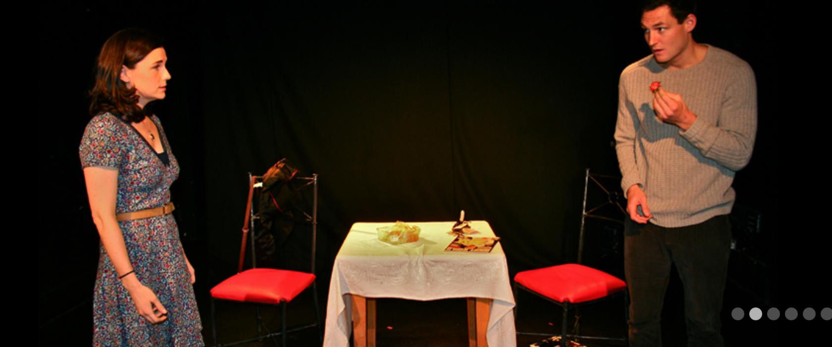 theatre production CAS cake