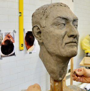 clay sculpture art