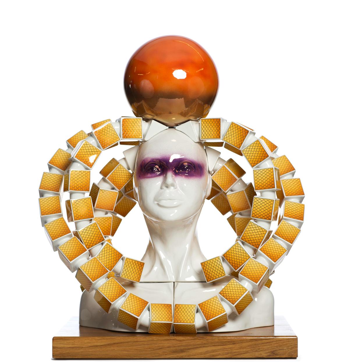 ceramic Sculpture artwork