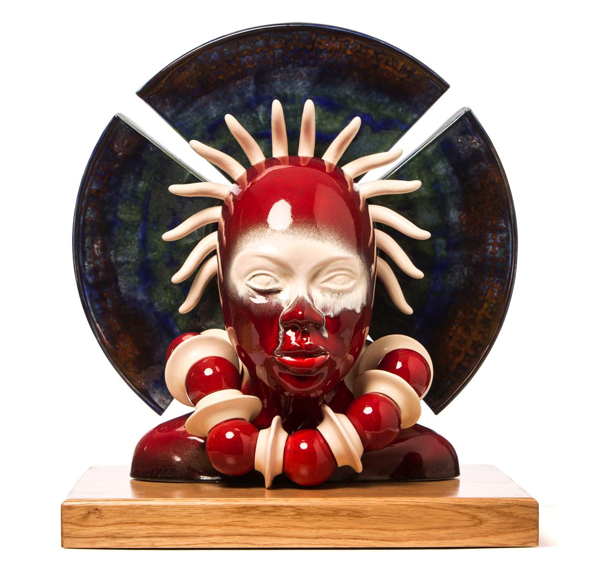 Ceramic Sculpture CAKE