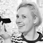 portrait of artists Anne Lacheiner-Kuhn in CAKE