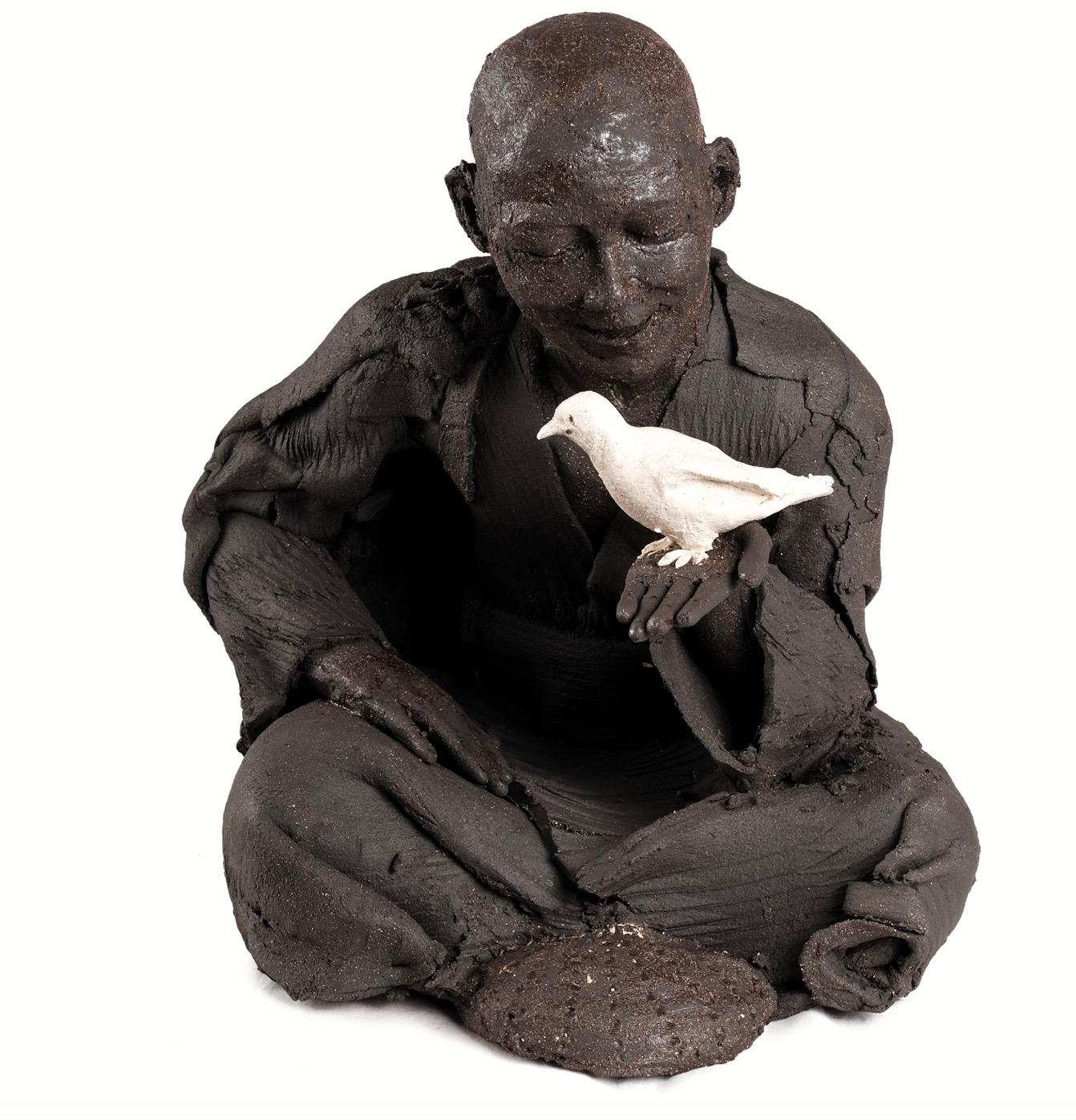 Sculpture by Corinne Chauvet