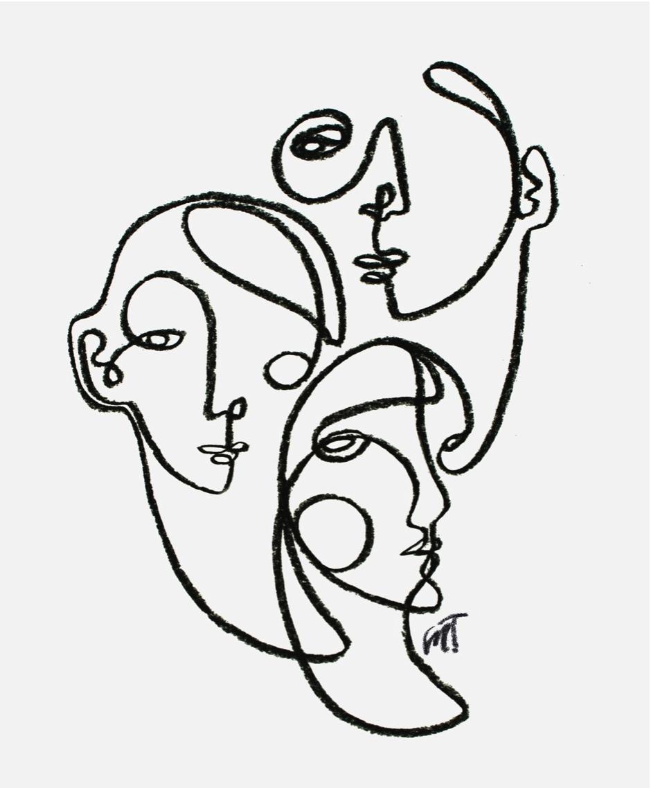 artwork Miriam Tribe